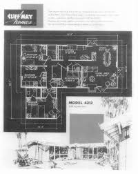 cliff may house plans cliff may ranch house plans homepeek