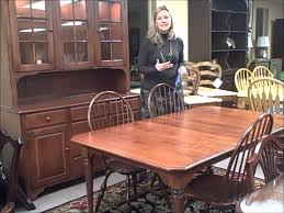 nichols u0026 stone dining room pieces of the week 02 10 12 youtube