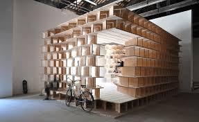 bookshelves inhabitat green design innovation architecture