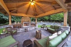 Outdoor Livingroom by Living Outdoors In House Matching Comfort Paradise Restored