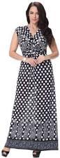 jhonpeter women plus size long length polka dots printed bunch