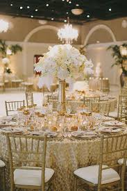 best 25 gold wedding centerpieces ideas on simple
