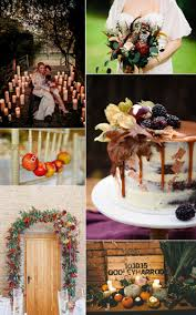 autumn wedding ideas autumn wedding ideas inspiration whimsical weddings