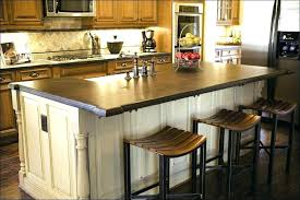 kitchen island outlets pop up electrical outlets kitchen islands snaphaven