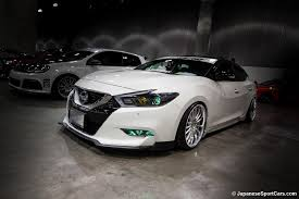 nissan maxima sl 2016 2016 nissan maxima on work xsa 05c wheels photo s album number
