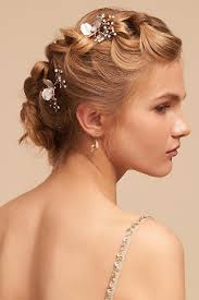 bridal hair combs hair pins hair bhldn