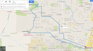 Circuit Court Map How To Plan An Urban Hike With Google Maps Jessbfit Llc