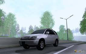 lexus rx300 repair manual download rx300 for gta san andreas