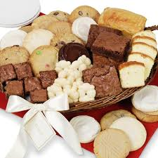 bakery gift baskets deluxe bakery gift basket all about gifts baskets
