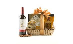 Wine And Cheese Gift Basket Fine Wine U0026 Cheese Gift Basket