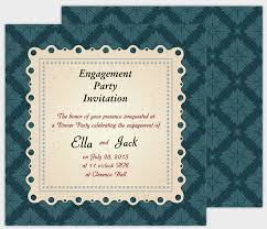 Engagement Invitation Cards Designs Engagement Party Ideas With Free Invitation Cards U2013amoyshare