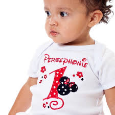 sts minnie mouse personalized onesie or shirt