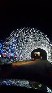 shady brook farm holiday light show light tunnel picture of shady brook farm yardley tripadvisor