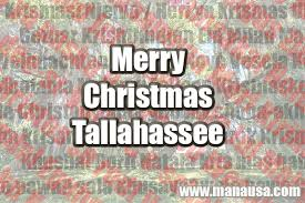 ways to say merry tallahassee