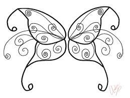 butterfly wings design by sintar on deviantart