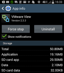 update my android more heartbleed protection update vmware horizon view client on