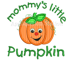 happy thanksgiving smiley face mommy u0027s little pumpkin smiley face applique machine embroidery