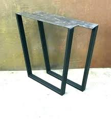 metal end table legs metal coffee table legs redencabo me
