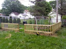 Build Vegetable Garden Fence by Sumptuous Building A Garden Fence Beautiful Design Building Our