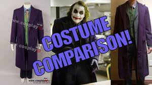 cosplaysky dark knight joker costume review u0026 accuracy comparison