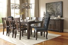 Solid Wood Pine Dining Room Server By Signature Design By Ashley - Pine dining room sets