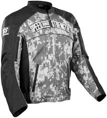 suzuki riding jacket speed and strength seven sins textile motorcycle jacket camo