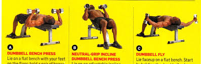 Flat Db Bench Neutral Grip Dumbbell Bench Press Home Decorating Interior
