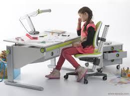 bureau evolutif bureau enfant evolutif table bureau verre lepolyglotte