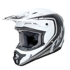 black motocross helmets fly racing 2016 kinetic fullspeed youth matt white black motocross