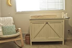 Change Table Style White Changing Table Brookstone Diy Projects