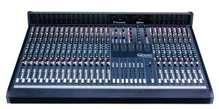 Best Small Mixing Desk Ghost Soundcraft Professional Audio Mixers