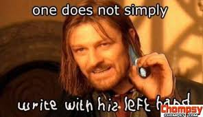 One Does Not Simply Meme - image one does not simply 8 jpg teh meme wiki fandom powered