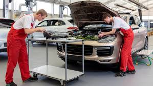 Porsche Cayenne Quality - apprentice converted porsche cayenne is ready for the sachsenring