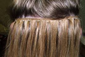 sewn in extensions sewn in hair extensions reviews hairstyles