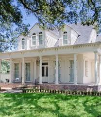 Southern House Vintage Farmhouse Coastal Living Cottage Dream House