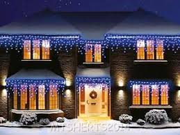 outdoor led icicle christmas lights 10m blue 300 led icicle christmas twinkle fairy garden outdoor