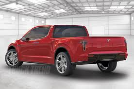 workhorse electric pickup truck tesla model u pickup renders u0026 speculation from truck trend
