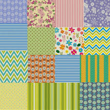 patchwork quilt fabric background free stock photo domain
