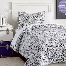 Queen Bedding Sets For Girls by Decorator Damask Value Comforter Set Pbteen