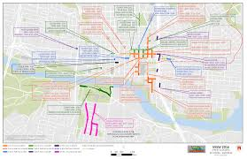 Austin Metro Rail Map by Sxsw Safety Traffic Concerns A Top Priority For Austin Kxan Com