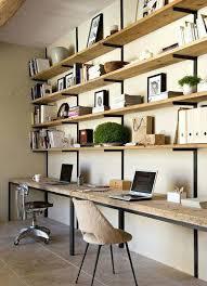 bureau bibliothèque intégré bibliotheque de bureau loft a la bibliotheque bureau integre