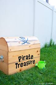 Build A Toy Chest by Diy Treasure Chest Toy Box A Houseful Of Handmade
