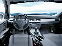 e90 bmw 330i dashboard very sober lay out bmw 3 series