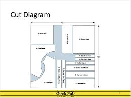 Bar Top Arcade Cabinet Bartop Cabinet Plans Pdf Memsaheb Net