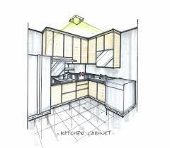 draw 3d kitchen cabinets kitchen cabinet