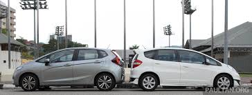 gallery old and new honda jazz side by side image 268635