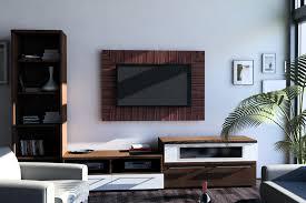 TV Wood Panel WoodnGocom TV WallPanels  Exotic Wood - Tv wall panels designs