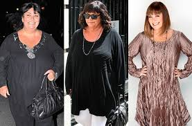 Awn French Dawn French Weight Loss The Amazing Supplement That Helped Her