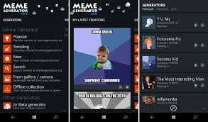 Meme Generator App For Pc - meme generator suite pro goes free today only windows central