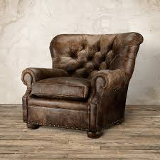 vintage distressed leather chair u2014 home ideas collection helpful